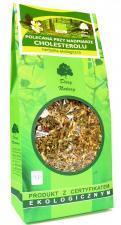 Herbatka polecana przy NADMIARZE CHOLESTEROLU BIO 200 g Dary Natury
