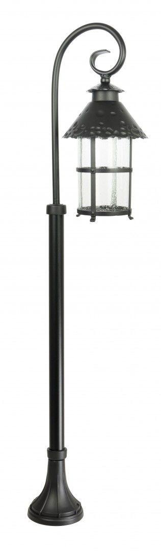 Lampa stojąca ogrodowa Toledo K 5002/2/R Czarny lub patyna IP23 - Su-ma Do -17% rabatu w koszyku i darmowa dostawa od 299zł !