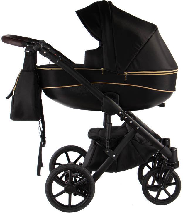 Avero - kol. AV-02 2w1 - Wózek dziecięcy - Kajtex