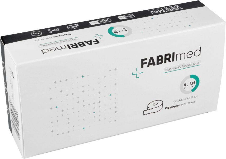 Przylepiec tkaninowy FABRImed