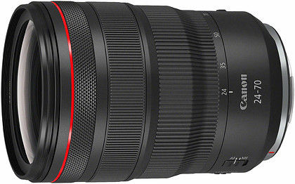 Canon RF 24-70mm f/2.8L IS USM Czarny