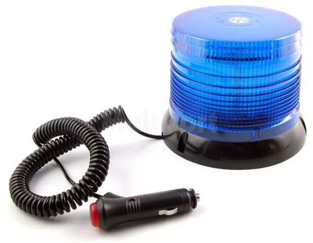 Lampa sygnalizacyjna niebieska