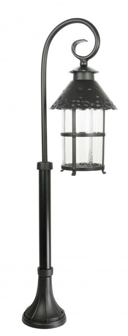 Lampa stojąca ogrodowa Toledo K 5002/3/R Czarny lub patyna IP23 - Su-ma Do -17% rabatu w koszyku i darmowa dostawa od 299zł !