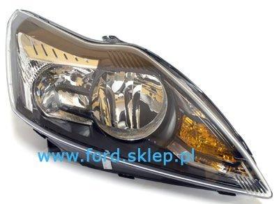 reflektor halogenowy Ford Focus Mk2 prawy - oryginał 1754444