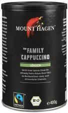 Kawa CAPPUCCINO FAMILY Fair Trade BIO 400 g Mount Hagen