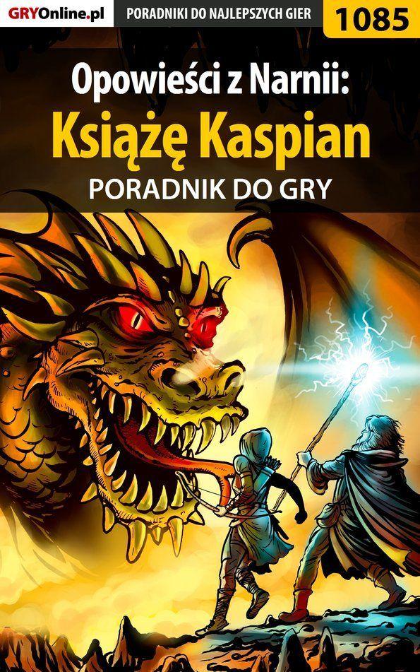 Opowieści z Narnii: Książę Kaspian - Amadeusz Cyganek ElMundo  - ebook