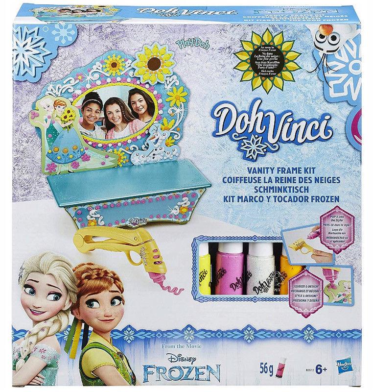 Hasbro Doh Vinci - Toaletka Frozen B5512