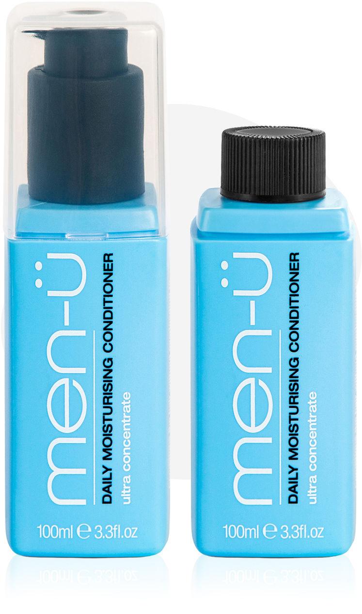 men-u męska odżywka nawilżająca do włosów 100ml (uzupełnienie)