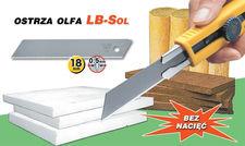 Olfa Ostrze segmentowe LB-SOL 10 szt