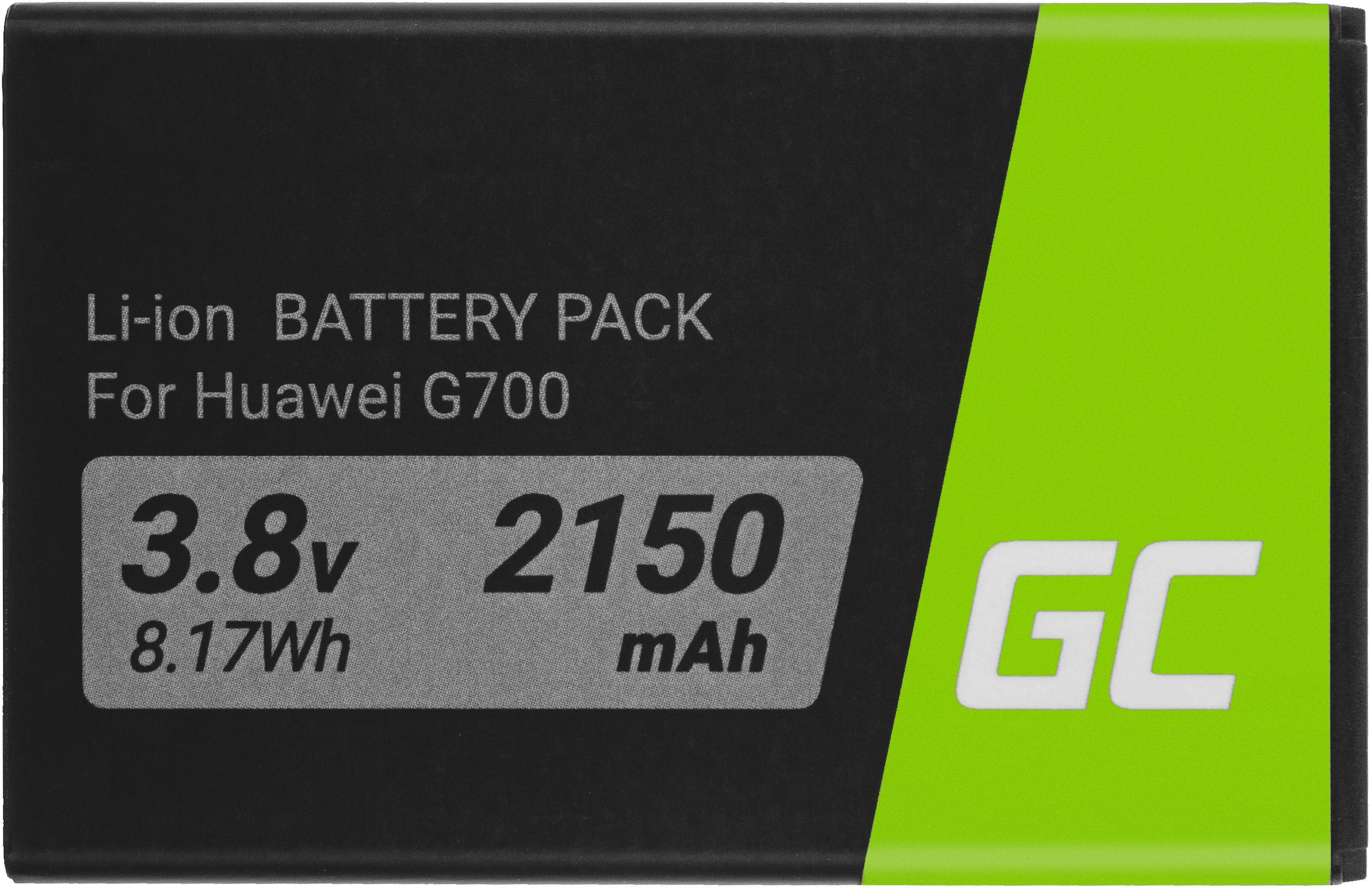 Bateria Green Cell HB505076RBC do telefonu Huawei Y3 YIII