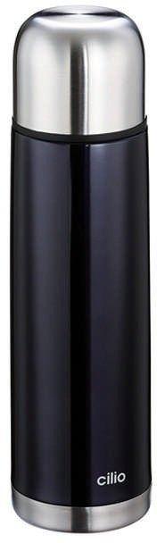 Cilio - colore - termos, 0,50 l, czarny