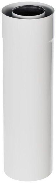 Rura 2-ścienna Spiroflex 60/100 mm biała 0,25 m