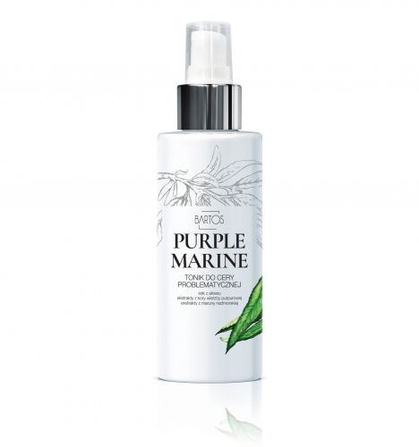 Tonik-mgiełka Purple Marine Bartos Cosmetics, 150ml