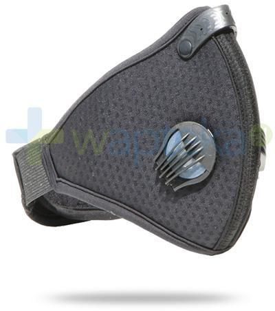 SafeMask Sport Cross neoprenowa maska antysmogowa + filtr Sport N99