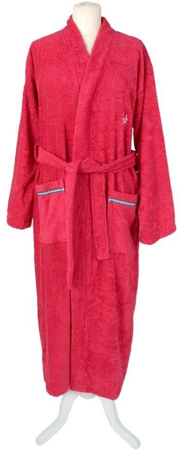 Dyckhoff 0485100500 Bruno Banani szlafrok Kimono, rozmiar S, 500-czerwony