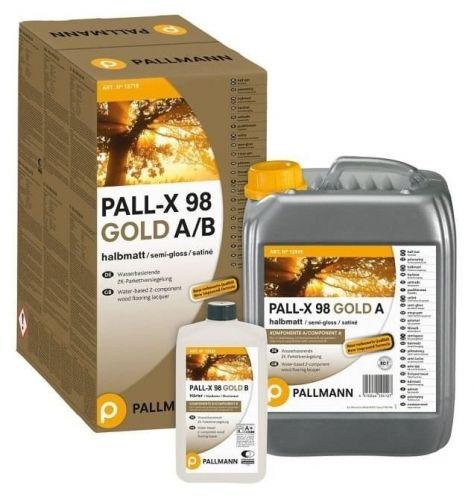 PALLMANN PALL- X 98 A/B - Półmat - 4,95 L
