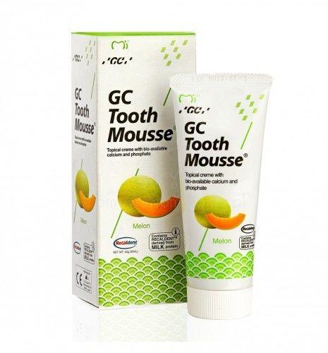 GC Tooth Mousse - Płynne szkliwo bez fluoru o smaku Melona 35 ml