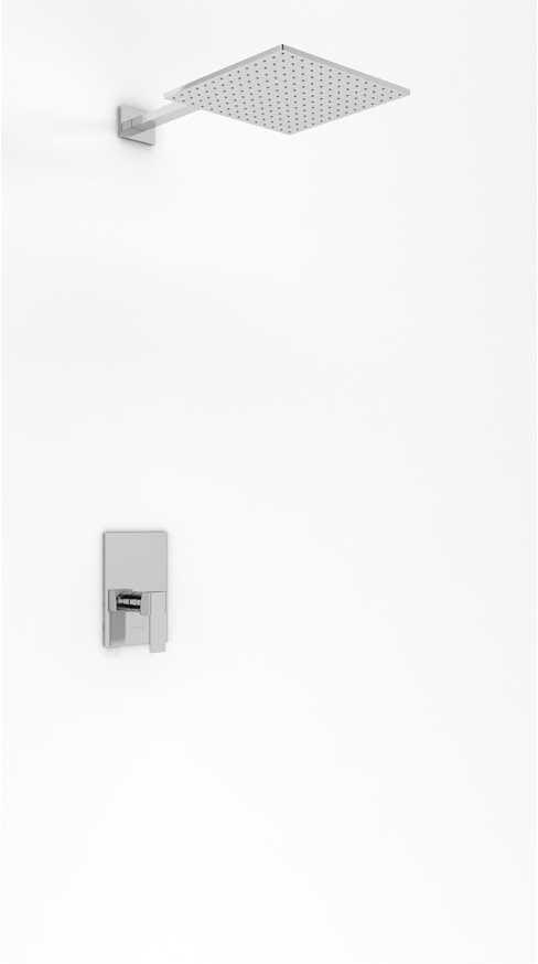 Kohlman zestaw prysznicowy podtynkowy QW220HQ20 EXCELENT