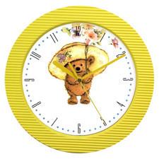 Zegar ścienny kolor kapelusznik