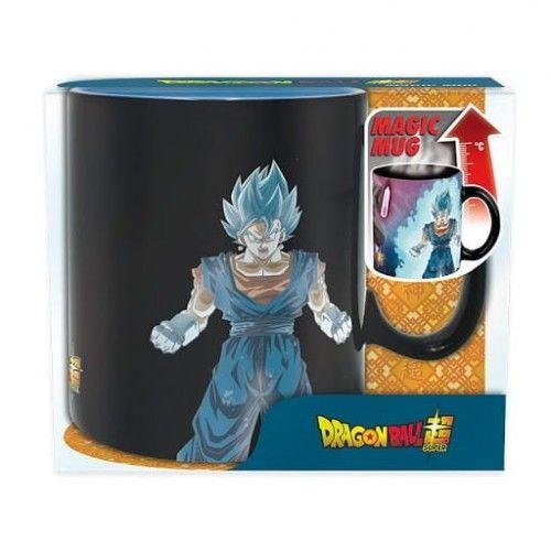 Kubek termoaktywny Dragon Ball Vegito & Trunks