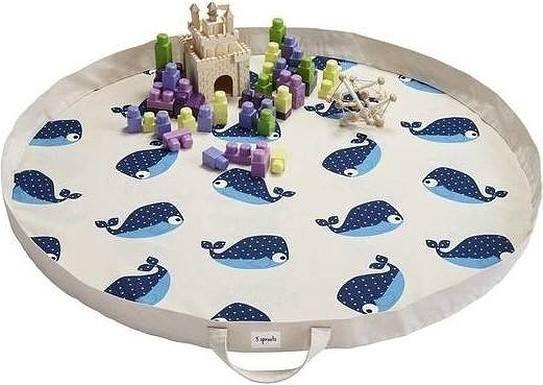 Mata na zabawki 3 sprouts wieloryb