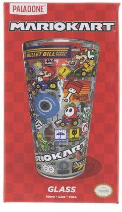 Szklanka Mario Kart