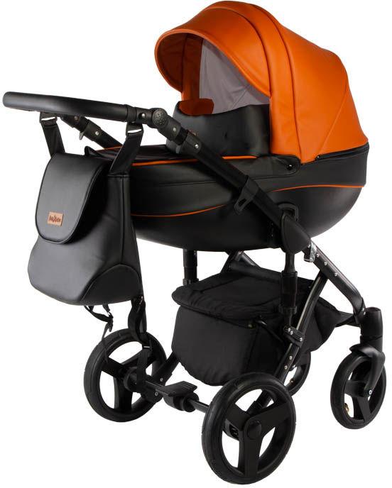 Avero II - kol. 04 - 3w1 - Wózek dziecięcy - Kajtex