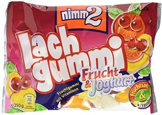 NIMM 2 Lachgummi Frucht & Joghurt 250g