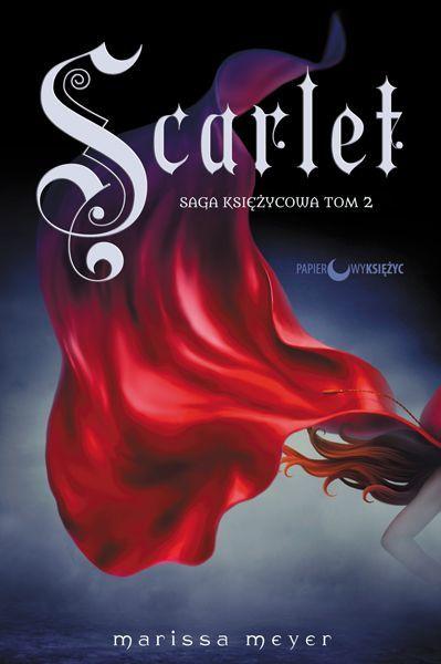 Scarlet saga księżycowa tom 2 ZAKŁADKA DO KSIĄŻEK GRATIS DO KAŻDEGO ZAMÓWIENIA