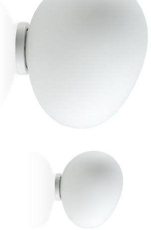 Gregg Piccola Ø13 biały - Foscarini - lampa ścienna
