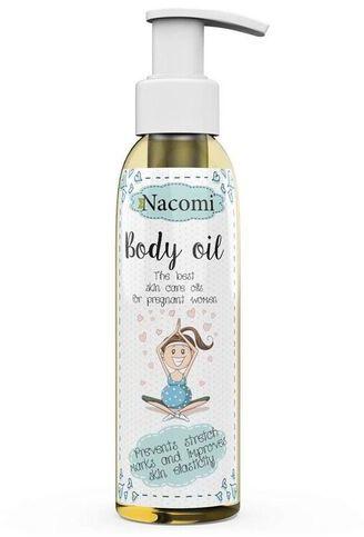 Olejek do pielęgnacji skóry dla kobiet w ciąży Nacomi - 130 ml