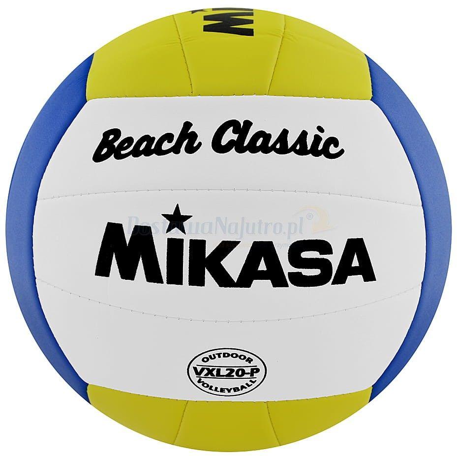 Piłka do siatkówki plażowej MIKASA VXL 20-P