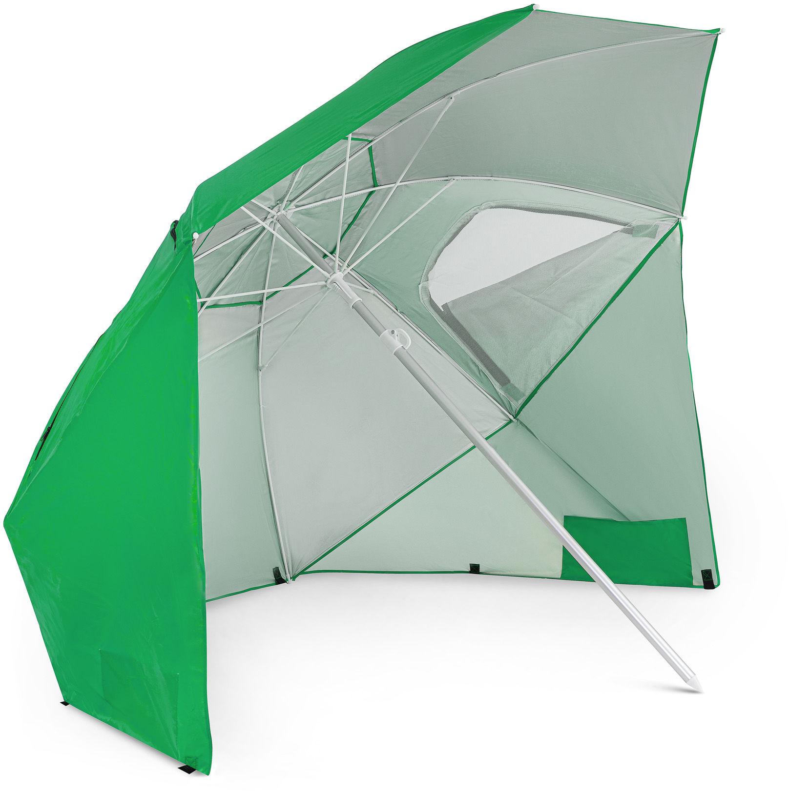 Parasol plażowy Sora - Zielony