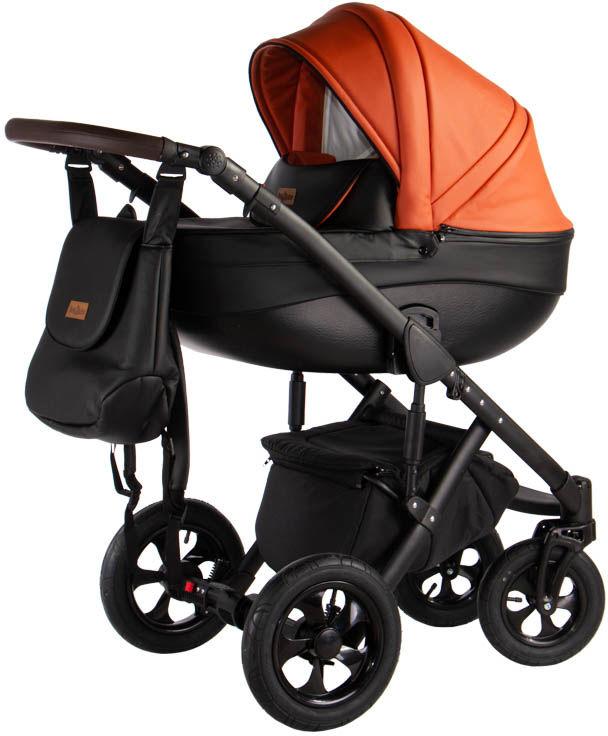 Avero - kol. EKO-04 - 3w1 - Wózek dziecięcy - Kajtex