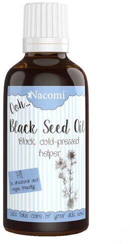 Olej z czarnuszki zimnotłoczony, nierafinowany Nacomi ECO, 30 lub 50 ml