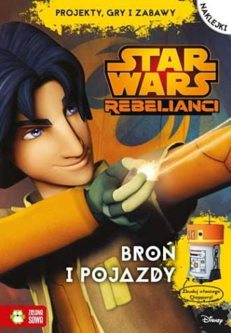 Star Wars Rebelianci Broń i pojazdy