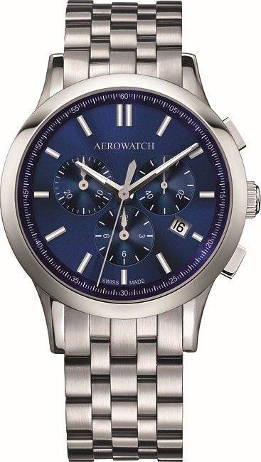 Aerowatch 83966-AA06-M > Wysyłka tego samego dnia Grawer 0zł Darmowa dostawa Kurierem/Inpost Darmowy zwrot przez 100 DNI
