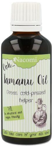 Olej tamanu zimnotłoczony, nierafinowany Nacomi ECO, 30 lub 50 ml