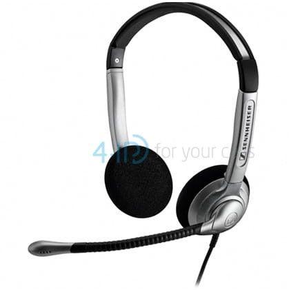 Sennheiser SH 350 słuchawka call center na szybkozłączkę (Easy Disconnect)