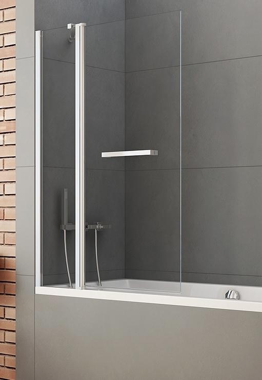 New Trendy New Soleo parawan nawannowy 120x140 cm przejrzyste P-0027 ___ZAPYTAJ O RABAT!!___