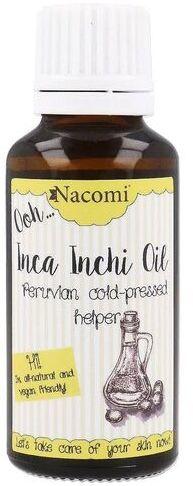Olej inca inchi zimnotłoczony, nierafinowany Nacomi ECO 30 lub 50 ml