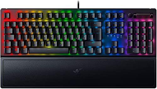 Razer BlackWidow V3 (Green Switch) - Nordic Layout, RZ03-03540600-R3N1