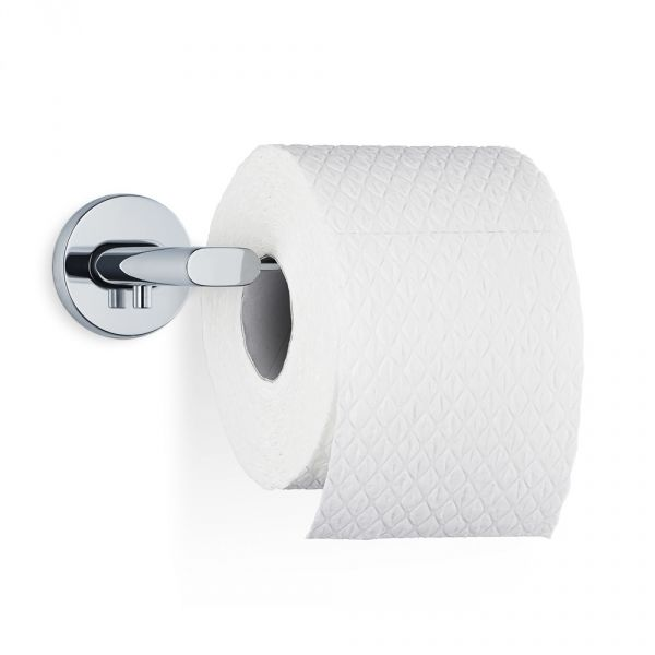 Blomus AREO Uchwyt - Wieszak na Papier Toaletowy - Polerowany