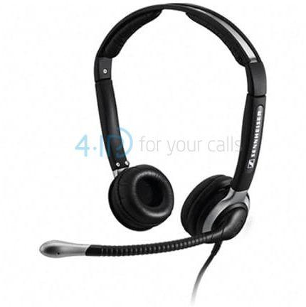 Sennheiser CC 520 słuchawka call center na szybkozłączkę (Easy Disconnect)