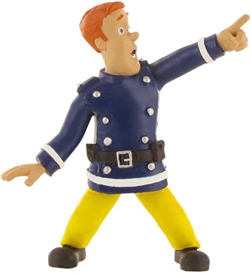 Comansi COM-Y99951 strażak Sam, niebieska