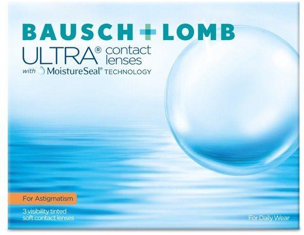 Soczewki Bausch Lomb ULTRA for Astigmatism 3szt.