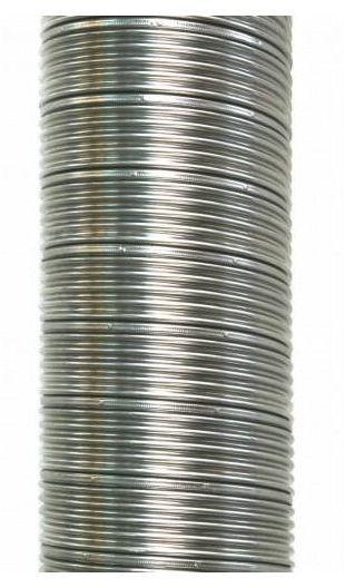 Rura odprowadzająca ELASTYCZNA 110 mm 1 m SPIROFLEX
