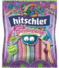 Hitschler Spinnenbeine Sour Fruit Jelly 125g