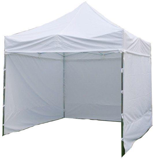 Namiot ogrodowy PROFI STEEL 3 x 3 - biały