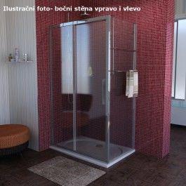 Lucis Line kabina prysznicowa trzyścienna 1100x1000x1000mm wariant L/P Odbiór osobisty BEZ OPŁAT !!! - Warszawa, Gdynia - Dostawa od 29.00zł